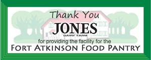 Thank You Jones Dairy Farm